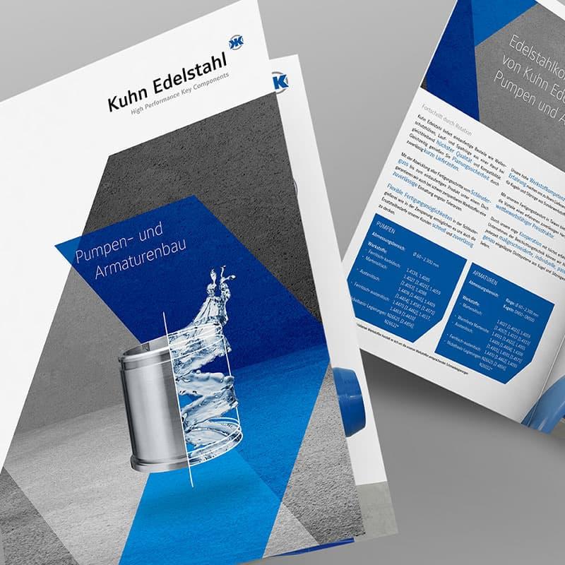 Industrial sector brochure